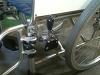 수동휠체어의 브레..