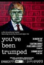 도널드 트럼프의 전쟁 포스터