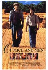 생쥐와 인간 포스터