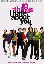 내가 널 사랑할 수 없는 10가지 이유 포스터