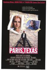 파리, 텍사스 포스터