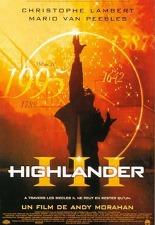 하이랜더 3 포스터