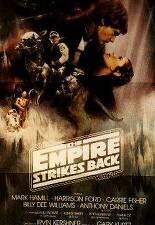 스타워즈 에피소드 5 - 제국의 역습 포스터