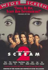 스크림 2 포스터