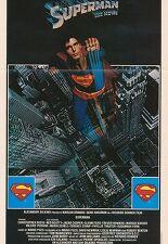 슈퍼맨 포스터