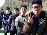 제3회 중구 족구협회장배 참가..