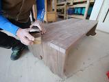 호두나무 테이블 만들기 - 5..