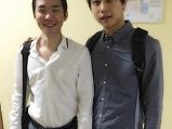 동혁씨와 스티븐린..