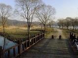 북한강변에..