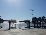 실시간 해운대 바닷가