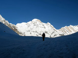 Trekking to ..
