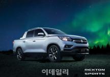 [현장에서]렉스턴 스포츠가 중형 SUV?..'코걸이 귀걸이' 마케팅