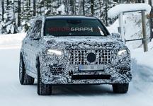 [스파이샷] 벤츠의 최고급 SUV 신형 GLS..'마이바흐' 버전도 나온다
