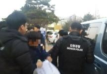 경찰, 인천지검 점거 농성한 한국GM 비정규직 3명 체포