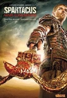 스파르타쿠스 시즌3 최후의 전쟁