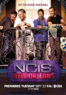 NCIS 뉴올리언스 시즌1