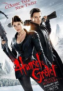 헨젤과 그레텔 : 마녀사냥꾼 포스터