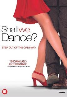 쉘 위 댄스 포스터