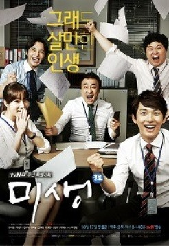 misaeng capitulos completos