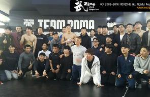 [F2 MMA 01] 첫대회 34인 전원 큰 부상없이 무사 ..