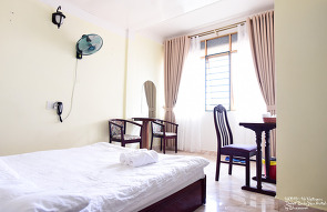 Vietnam, Da Lat Binh Yen Hotel 달랏 빈옌호텔