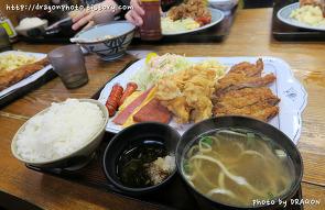 [오키나와여행 4] 아야구식당, 슈리성 부근 저렴한 ..
