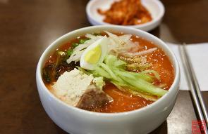 집나간 입맛 돌아오는 '함병현 김치말이국수'   포천..