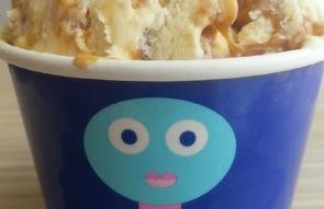 베스킨라빈스31 아이스크림 - 카라멜 프랄린 치즈케..