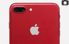 아이폰7 플러스 레드 개봉 후기! 디자인과 가격 정리!