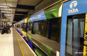 영국 런던지하철노선도 및 오이스터카드 안내