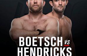 [[UFC 트윗 단신] 조니 핸드릭스 VS 팀 보에치 UFN..