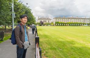 부부세계여행: 아일랜드 더블린 트리니티 컬리지