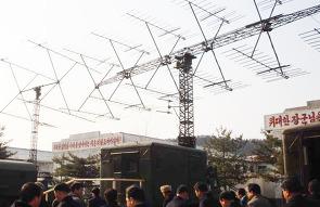 스텔스 전투기를 탐지할 수 있다던 북한의 레이더 기..