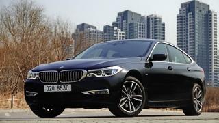 BMW 630d GT, 남자인 듯, 여자인 듯, 무거운 듯, 가벼운 듯