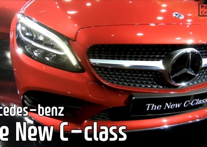 [로드쇼] 메르세데스-벤츠 더 뉴 C-클래스 페이스리프트 Mercedes-benz The New C-clas