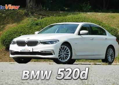 경쟁력 갖춘 디젤 세단, BMW 520d 시승기