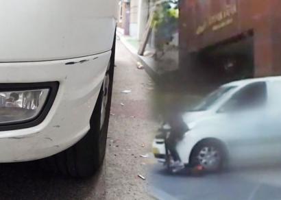 보행자 사고 VS 차 대 차 사고, 보행자 사고가 '아니다'