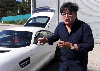 [시승] 메르세데스-AMG GT S (리뷰,2018년형,초벌편집)