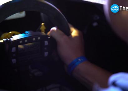[시승기] '괴물' 포뮬러 4 타고 서킷 질주.. 체감은 300km/h