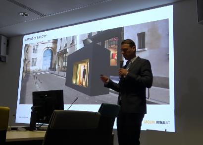 [클리오 트립 4부]로렌스 반 덴 액커 부사장의 프리젠테이션, 르노의 디자인 방향성과 미래 전략
