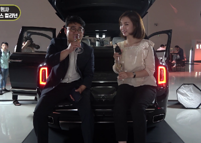 [리얼시승기]  롤스로이스 최초 SUV '컬리넌' 경쟁차 無…가격은 4억 6900만원부터