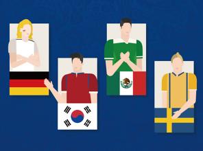 자동차회사에 다니는 '2018 러시아 월드컵' F조 4개국 직원의 동상이몽 인터뷰