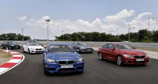 BMW '배출 결함' 5만5천대 리콜..역대 2번째 규모