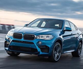 BMW 라인업 중 가장 과격한 모델을 꼽으라면, X6 M