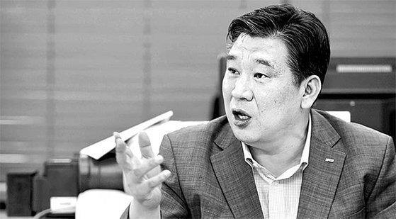최승재 소상공인연합회장. 중앙포토.