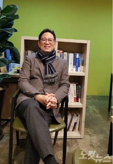박수영 전 경기도부지사. (사진=동규 기자)