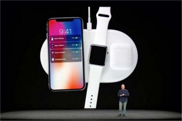 애플 무선 충전/사진=애플