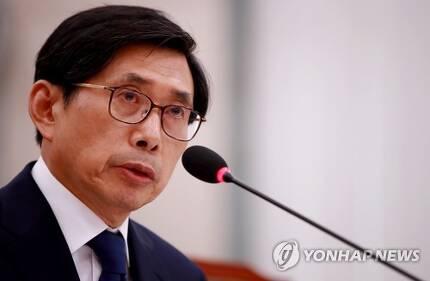 박상기 법무장관 [연합뉴스 자료사진]