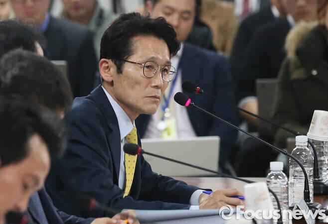 ▲ 윤소하 정의당 의원. 사진=포커스뉴스