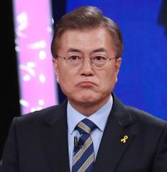 문재인 더불어민주당 대선 후보. 국회사진기자단